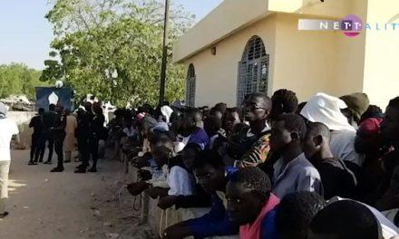 Revivez les temps forts de l'enterrement de Cheikh Béthio