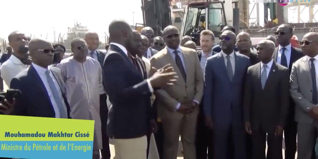 Vidéo – Energie : Makhtar Cissé présente le plus grand projet éolien d'Afrique subsaharienne