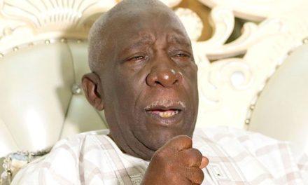 Remous aux Parti socialiste: L'appel de El Hadji Mansour Mbaye