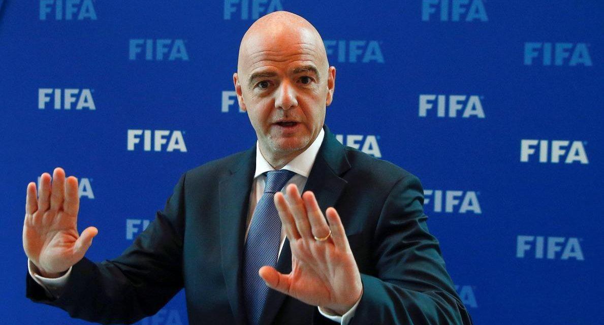 MONDIAL 2022 à 48 : La Fifa rétropédale