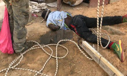 OUEST-FOIRE : Un maçon tombe d'un immeuble et perd la vie