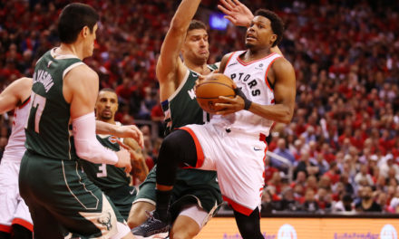 FINALES CONFERENCE EST : Le come-back des Raptors (2-2)