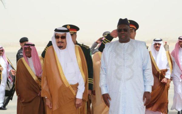 """Attaque de drones en Arabie Saoudite : Macky condamne """"un acte terroriste"""""""