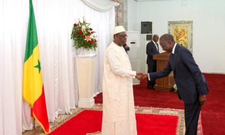 Boun Abdallah Dionne n'est plus premier ministre