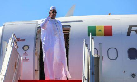 Macky Sall s'envole vers la Turquie