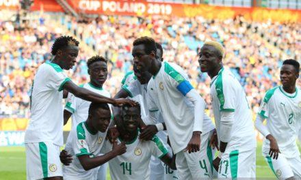 MONDIAL U20 : Le Sénégal surclasse la Colombie et file en 8ème de finale