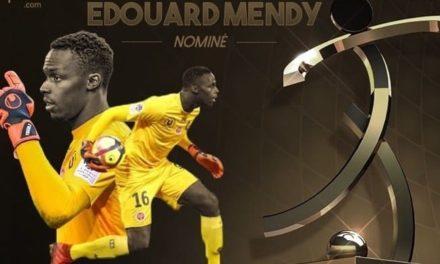 TROPHÉES UNFP : Édouard Mendy, Ismaïla Sarr et Habibou Diallo nominés