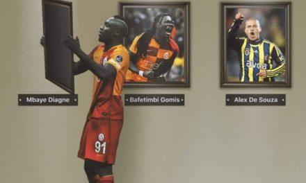 TURQUIE: Mbaye Diagne efface Bafétimbi Gomis et entre dans l'histoire