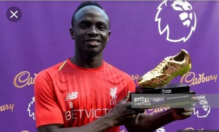 SADIO MANE : 1er sénégalais meilleur buteur de Premier League