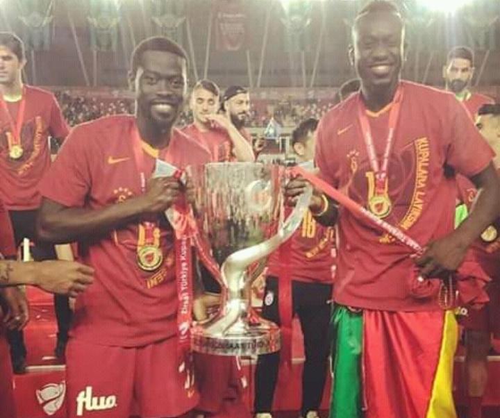 PAN et Mbaye Diagne s'offrent la coupe de Turquie