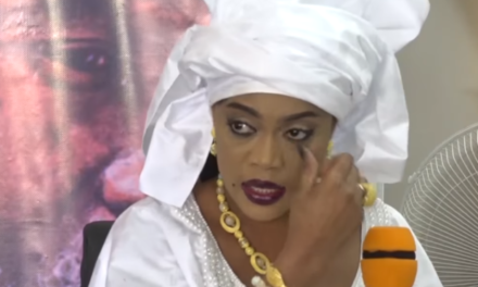 TOUBA – Aïda Diallo interdite de Magal