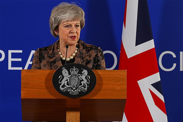 BREXIT : Theresa May démissionne
