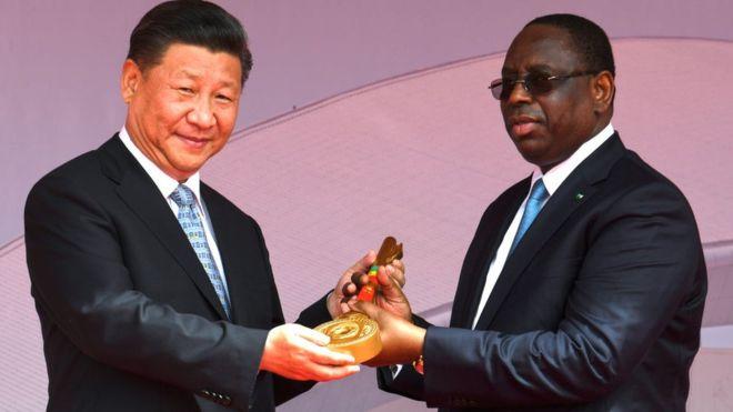 Sénégal-Chine : les échanges commerciaux atteignent 1500 milliards F CFa