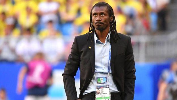 CAN 2019 : Aliou Cissé convoque 25 Lions
