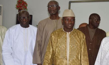 Dialogue politique : le général Mamadou Niang reprend du service
