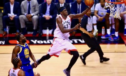 NBA FINALS : Toronto maîtrise le Game 1