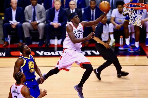NBA FINALS : Toronto maîtrise le Game 1