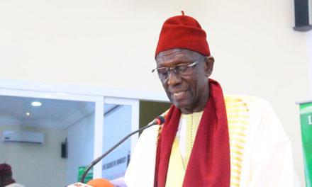 Révision constitutionnelle : Doudou Wade corrige la copie du ministre de la Justice