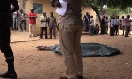 Kolda : Un homme se suicide en se tirant une balle