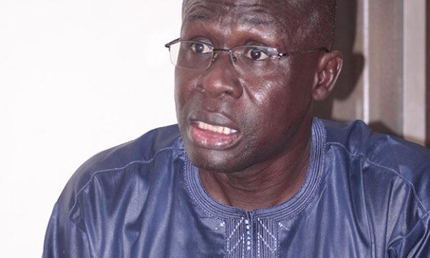 """Alioune Souaré : """"En cas d'empêchement de Macky, c'est Cissé Lô qui sera Président"""""""