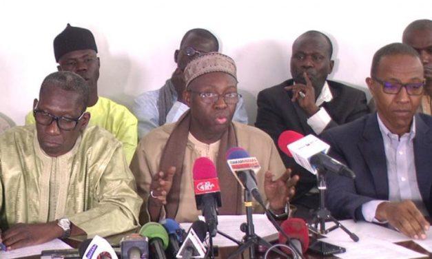 Réunion préparatoire du dialogue national : l'opposition significative fait faux-bond