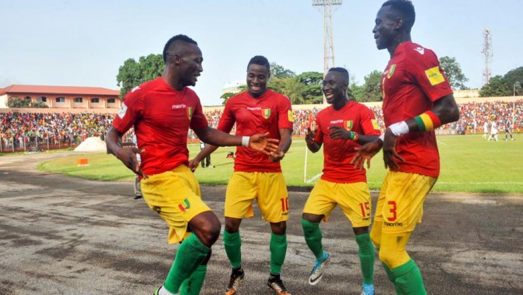 SANCTIONNEE PAR LA CAF – La Guinée fait appel