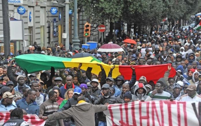 Immigration régulière: les Sénégalais d'Italie en chiffres