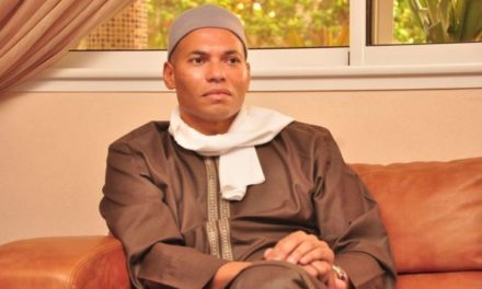 MAYORO FAYE (PDS) – «Karim sera bientôt parmi nous…»