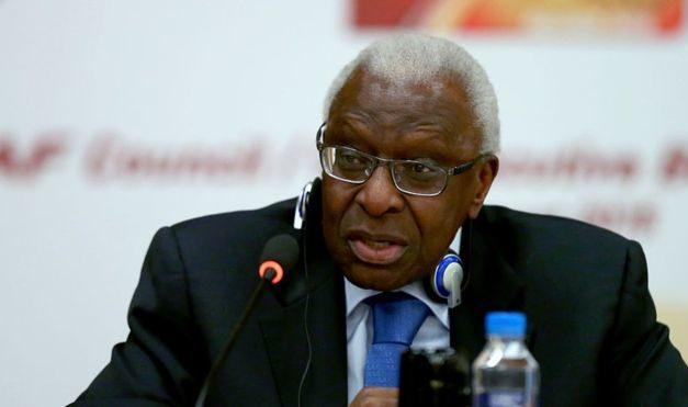 Levée du corps de Jacques Diouf : Lamine Diack refait surface
