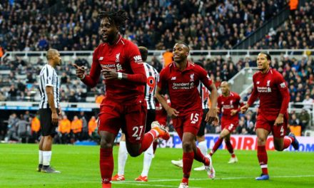 PREMIER LEAGUE : Liverpool leader provisoire