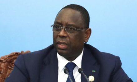 Défaite des Lions : Macky Sall réagit