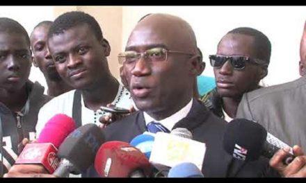 """Me Ousmane Sarr : """"L'avocat n'est pas la star…"""""""