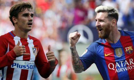Barcelone : Messi n'a jamais appelé Griezmann !