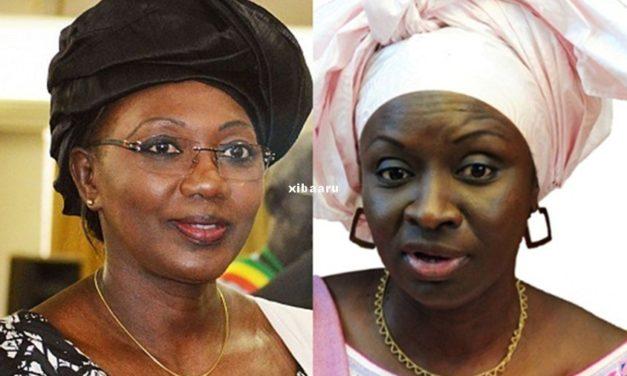 Cese: Aminata Tall très en colère contre Mimi Touré