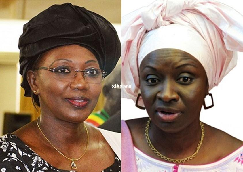 Cese: Aminata Tall cède sa place à Mimi Touré vendredi