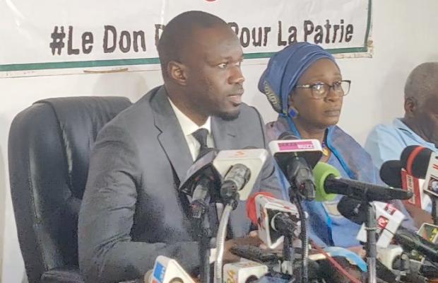 Sonko charge Aliou Sall  : « Les montants avancées par Bbc sont dérisoires »