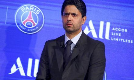 Affaire Lamine Diack : Le président du PSG mis en examen