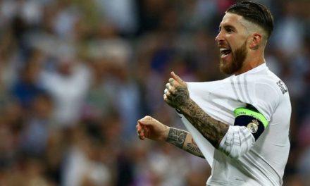 REAL MADRID : Ramos reste à la Maison Blanche!