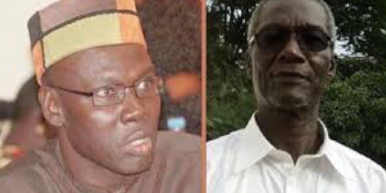 Dialogue national : le duo Babacar Guèye-Mazid Ndiaye émerge