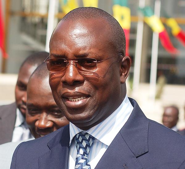 Souleymane Ndéné Ndiaye déclare sa candidature à la présidentielle de 2024
