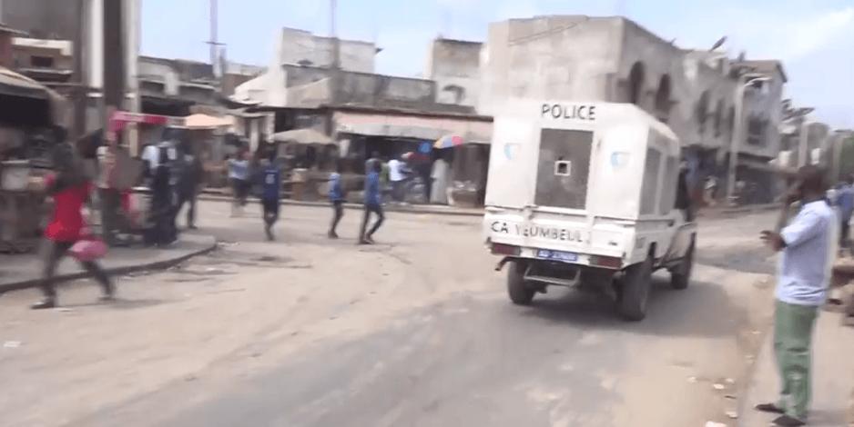 URGENT – Deux morts dans l'effondrement d'un mur à Yeumbeul
