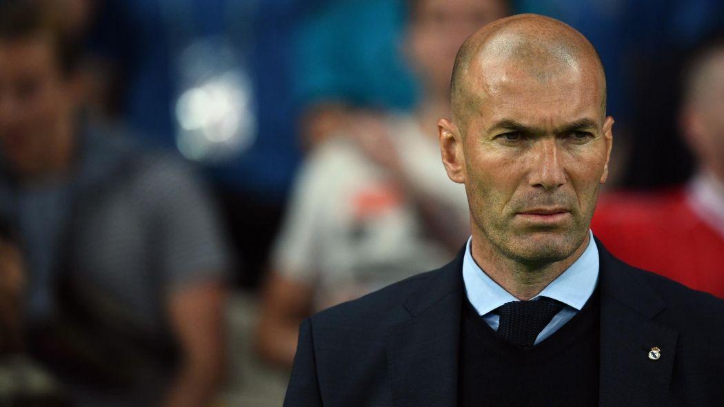 La liste noire de Zidane