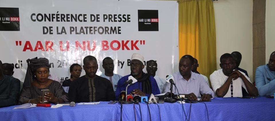 AFFAIRE PETROTIM : ''Aar Li Nu Bokk'' exige la lumière