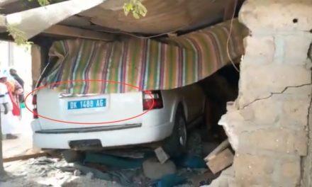 ALMADIES : un chauffard tue 3 frères