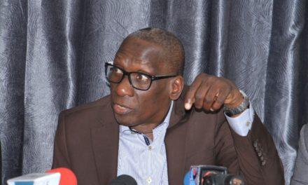 AFFAIRE ALIOU SALL :  Mamadou Diop Decroix se dit étonné