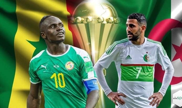 SENEGAL – ALGERIE : les Lions défient leur bête noire !