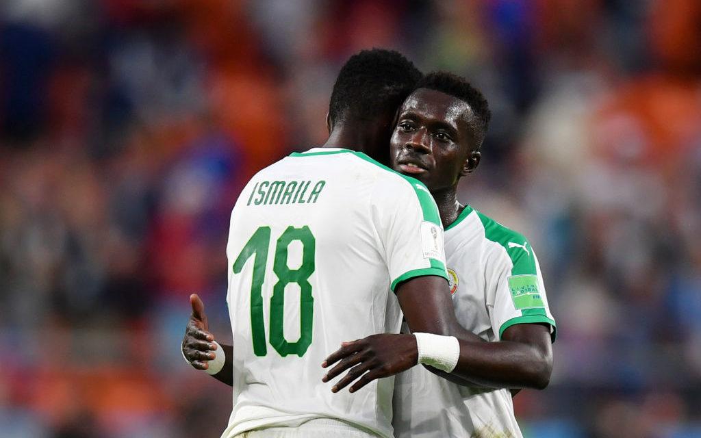 SENEGAL – ALGÉRIE : Gana Guèye et Ismaïla Sarr forfaits