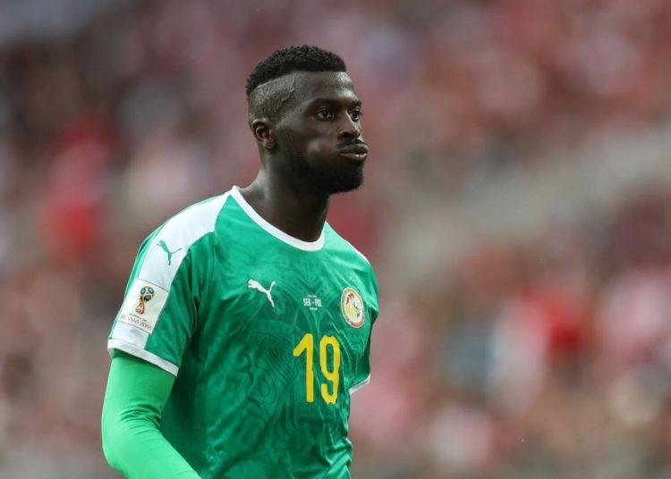 """Mbaye Niang : """"Il faut que ce match nous serve de leçon"""""""
