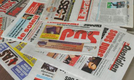 MEDIAS – L'aide à la presse doublée