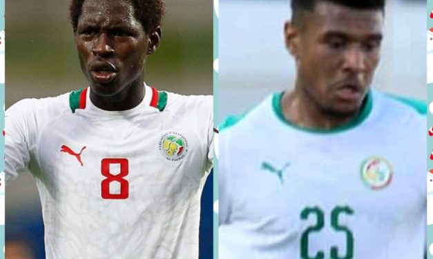 CAN 2019 : Santy Ngom et Sidy Sarr out